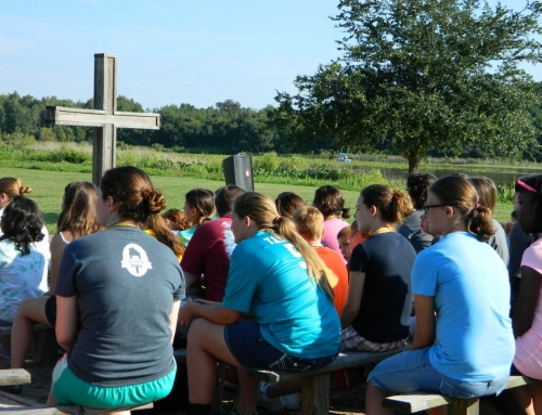 Camp WorldLight fans missionary zeal into girls and boys