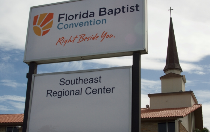 The Southeast Regional Center in Hialeah serves multiple purposes, including NOBTS classes.