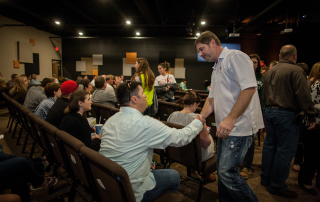 Lakeland's Fuel Community is the sending church of two church plants in that city.