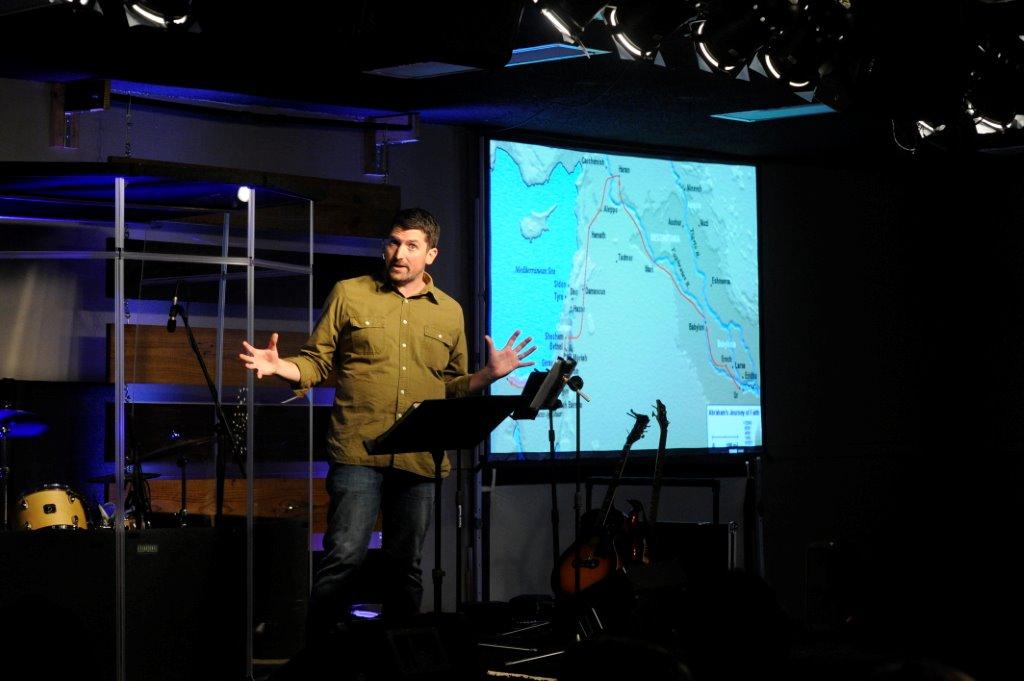 James Ross, pastor, Mosaic Church, Crestview
