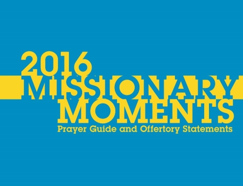 2016 Missionary Moments