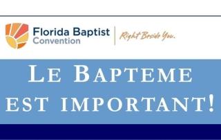 Baptism Matters -HaitianWeb