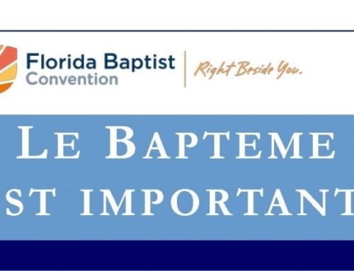 Baptism Matters! | Haitian