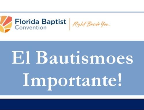 Baptism Matters! | Spanish