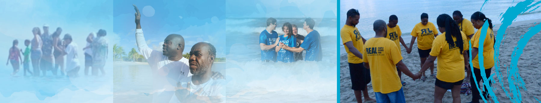 Acts 2:41 Sunday • Baptizing Coast-to-Coast • Florida Beach Baptism Day