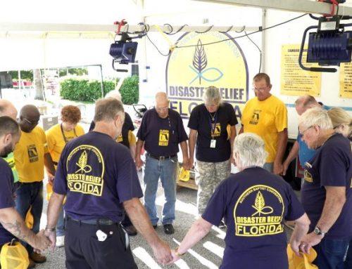 Florida Baptists minister in Matthew's wake