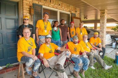 Florida DR volunteers who served in Louisiana after flooding are on standby to respond in the aftermath of  Hurricane Matthew.
