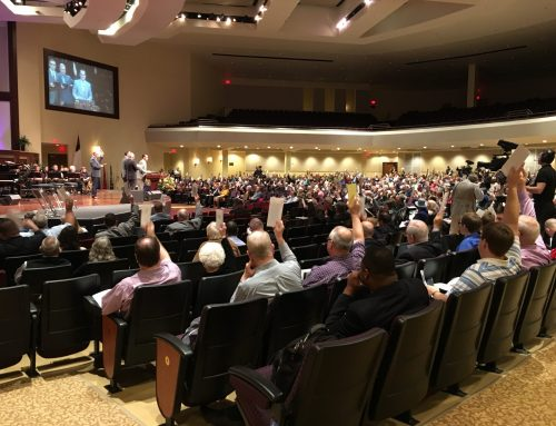 FBSC to focus on God's work among churches