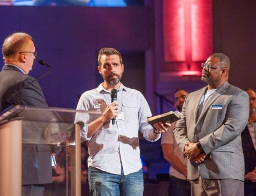 Florida Baptists share 'Right beside you' testimonies