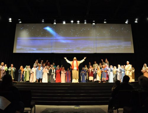 Church's Christmas story undaunted by hurricane