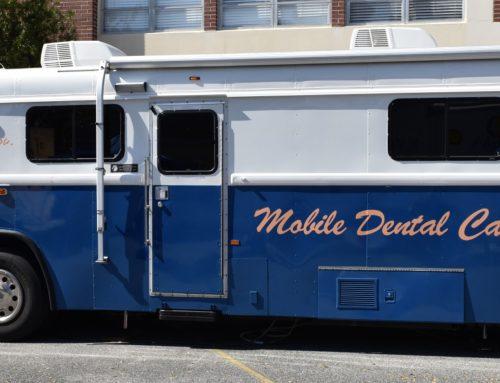 Mobile Dental Unit – 2017 Schedule
