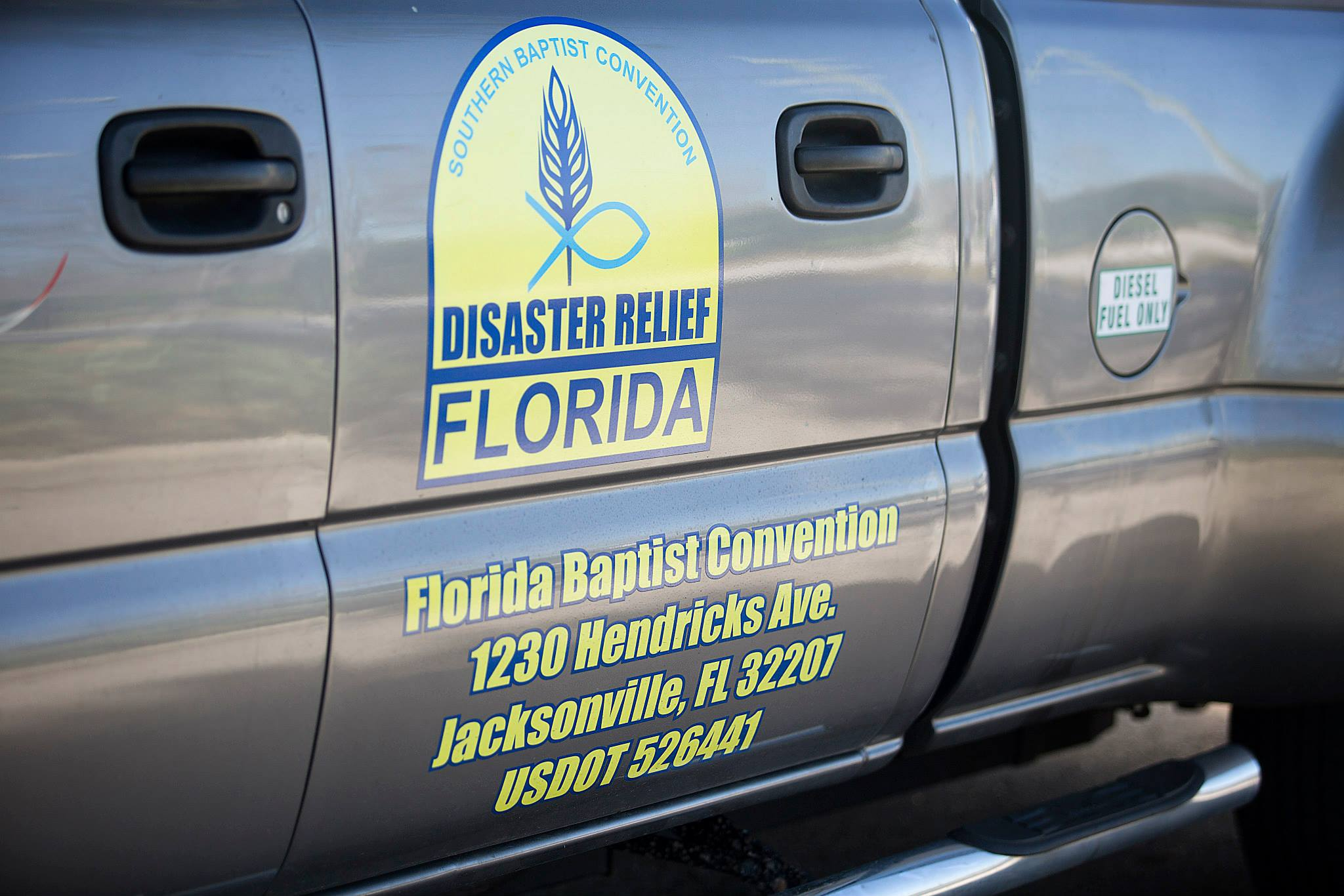 Disaster Relief Ministry - Florida Baptist Convention giving aid to all people in time of crisis