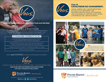2017 Cooperative Program French brochure