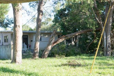 Anastasia Baptist Church in St. Augustine helped homeowners recover after Hurricane Matthew