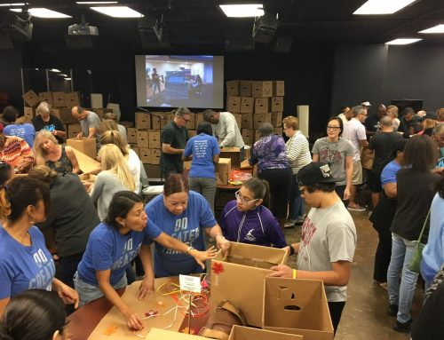 Miami-Dade schools honor Christ Fellowship's backpack ministry