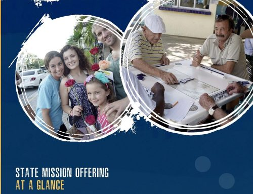 2017 State Mission Offering | At A Glance