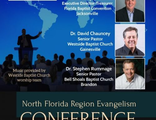 North Florida Evangelism Conference encourages church leaders