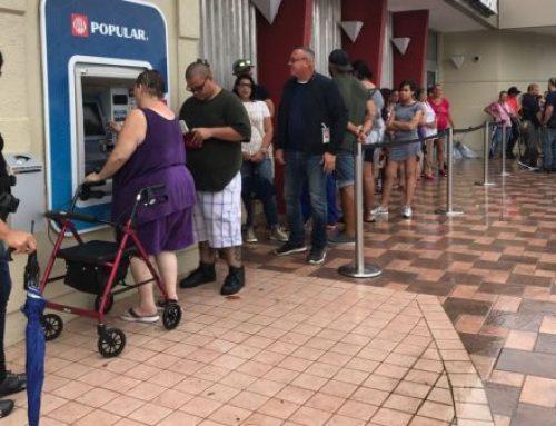 Church Partnerships help Puerto Rican Evacuees