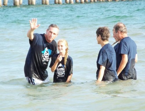 Faithful in Evangelism (Baptism)