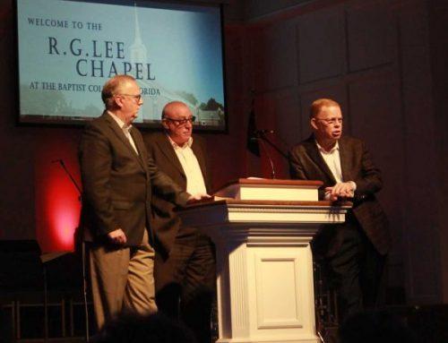 Regional Evangelism Conferences kick off next week!