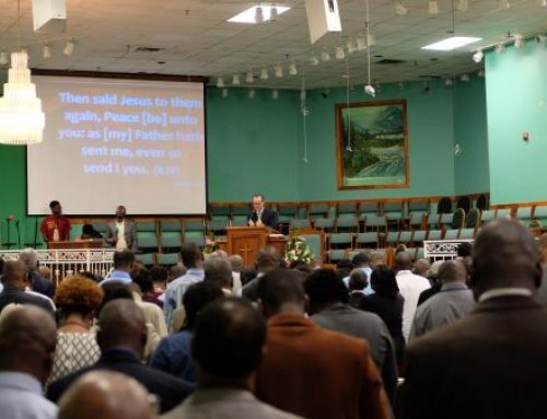 Hundreds gather for Haitian Sunday School Conference