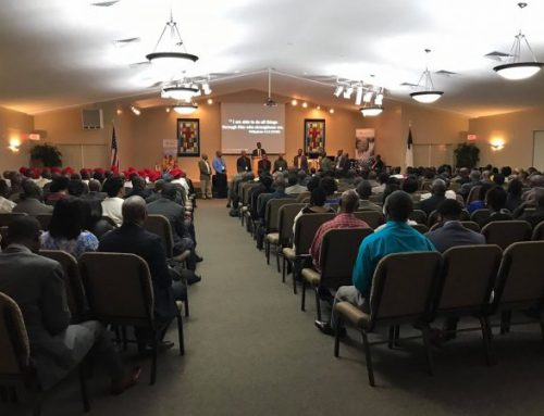 Haitian pastors, wives gather for refreshment
