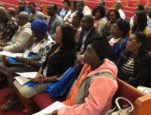 Haitian church leaders find encouragement at regional training
