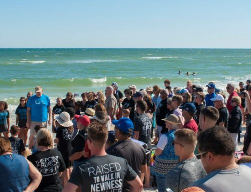 Acts 2:41 Beach Baptism – here's what's happening!