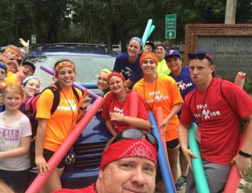 Lafayette churches impact students at camp