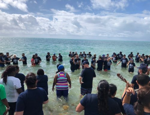 One Family event celebrates baptism and unity