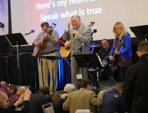 Florida Baptist bless and serve churches of West Virginia