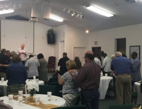 Florida Baptists strive toward racial unity