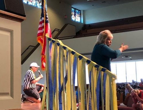 Deaf ministry helps children at VBS