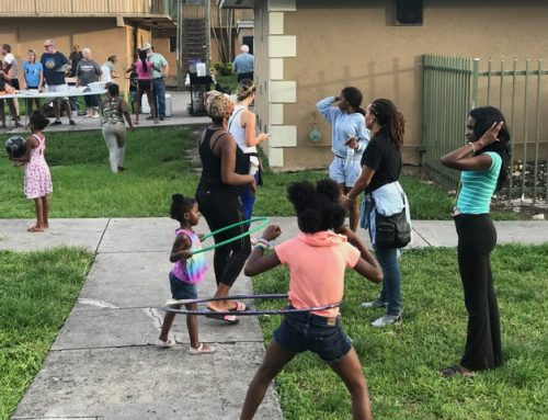Sopchoppy team serves Homestead church