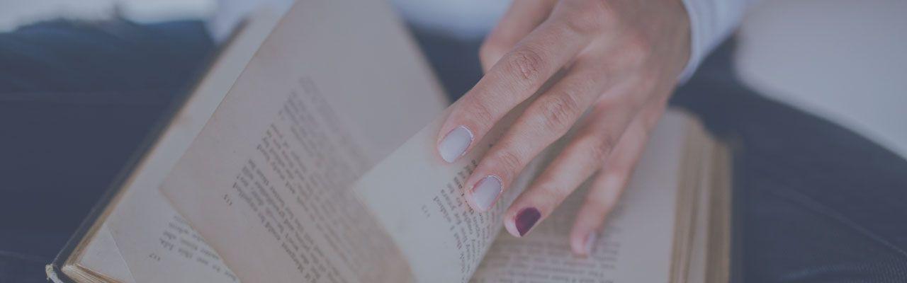 read, book