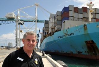 chaplain, port ministry