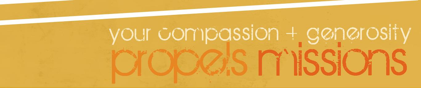 Propels Missions, Cooperative Program