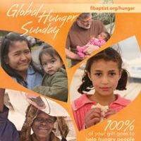 Florida Baptist Convention, Global Hunger Relief