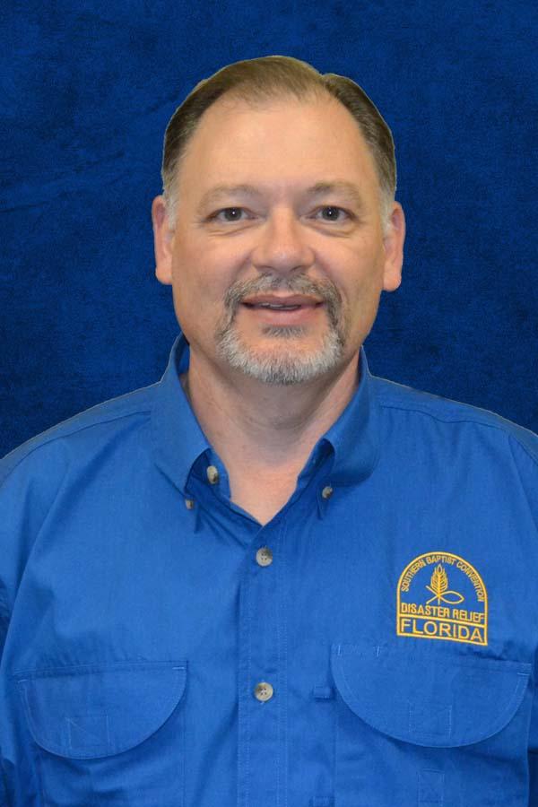 Florida Baptist Convention, Churches Helping Churches, Disaster Relief, David Coggins