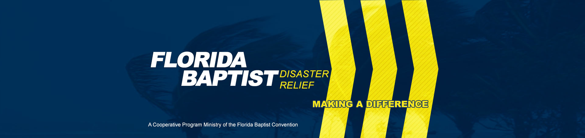 Florida Baptist Convention Disaster Relief, Florida Baptist Convention, Disaster Relief