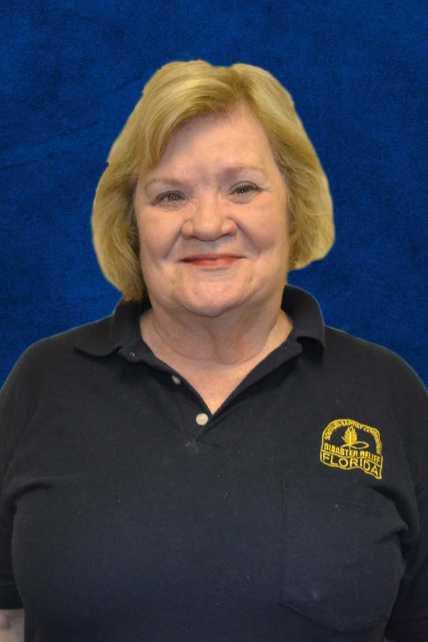 Florida Baptist Convention, Disaster Relief, Linda Gregory
