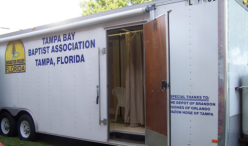 Florida Baptist Convention, Churches Helping Churches, Disaster Relief