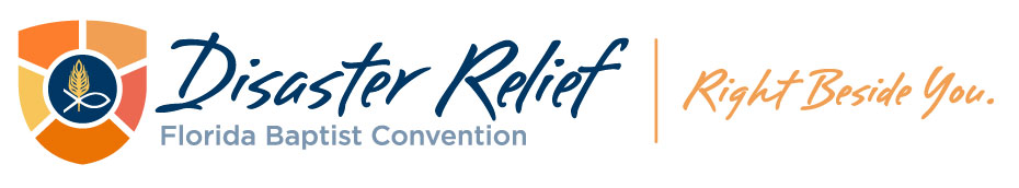 Florida Baptist Convention, Hurricane, Disaster Relief