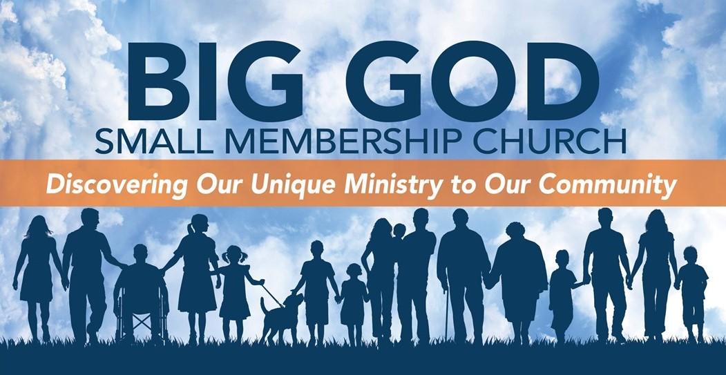 BIG GOD Small Membership Church | Milton - Florida Baptist