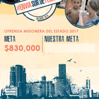 2017 State Mission Offering Poster Spanish Version