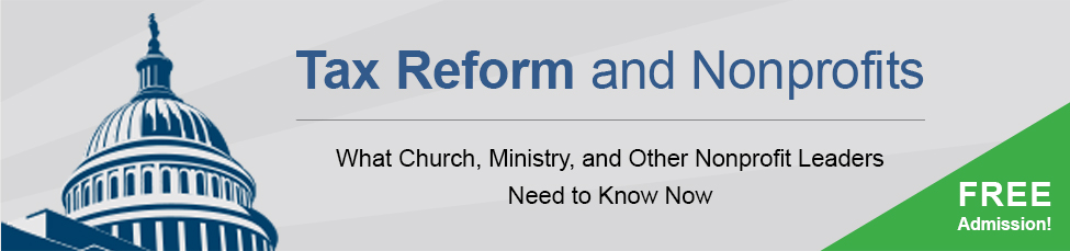 Free tax help for churches coming March 2