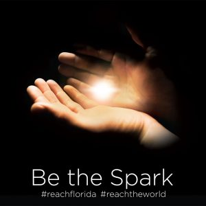 Be the Spark - 2018 Cooperative Program - Florida Baptist Convention, Florida Baptist Convention, Be the Spark, Reach Florida, CP, Cooperative Program