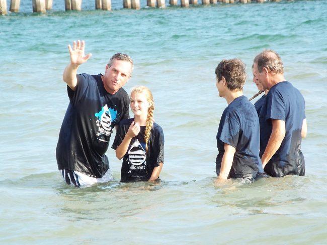 Faithful in Evangelism (Baptism)