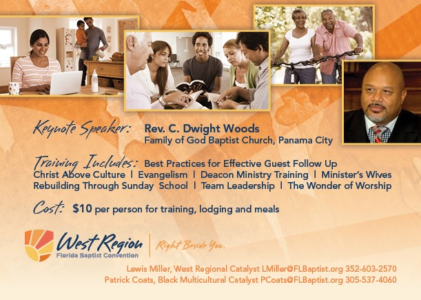Multicultural Church Regional Training | Marianna - Florida Baptist