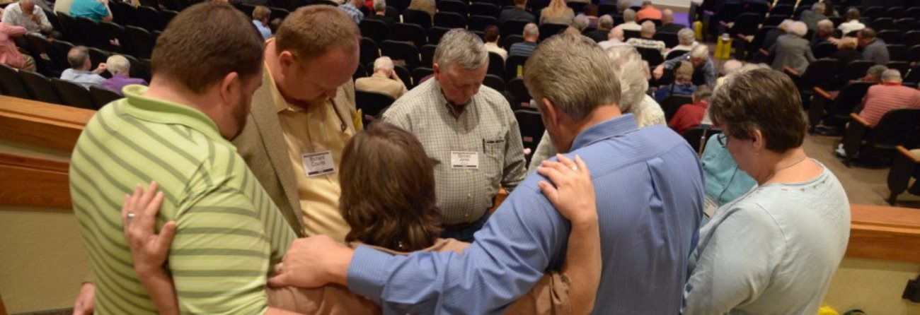 Florida Baptist Convention, Praying, Right Beside You